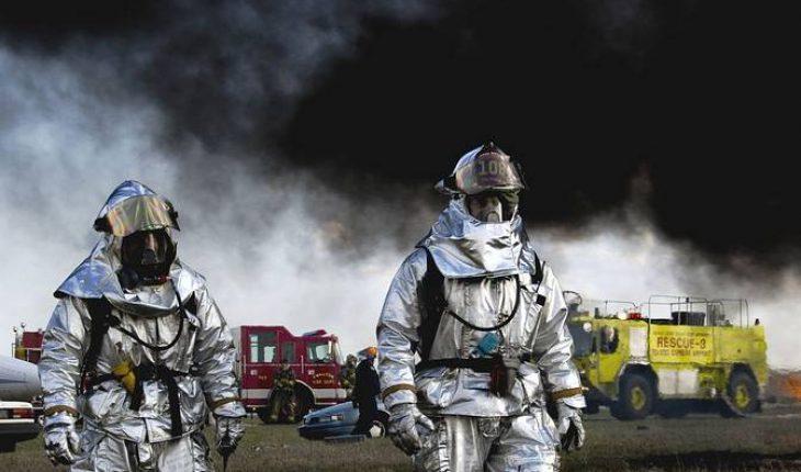 strażackie maski przecigazowe