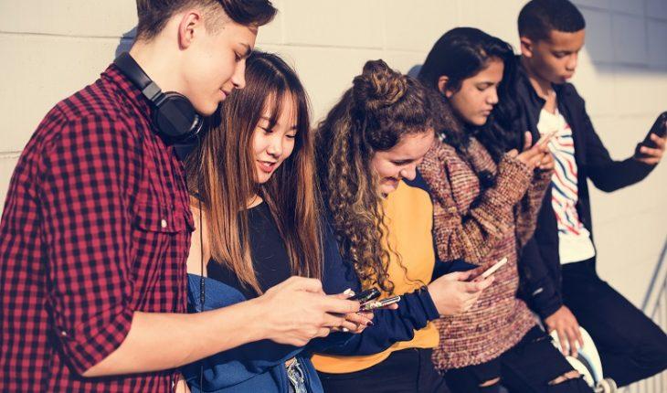 Młodzież w social mediach